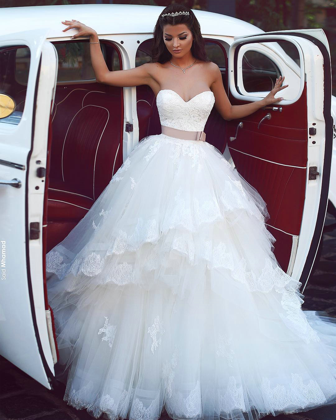 Bridal Dresses Wedding Dresses 2018 Strapless Wedding Dress Ball
