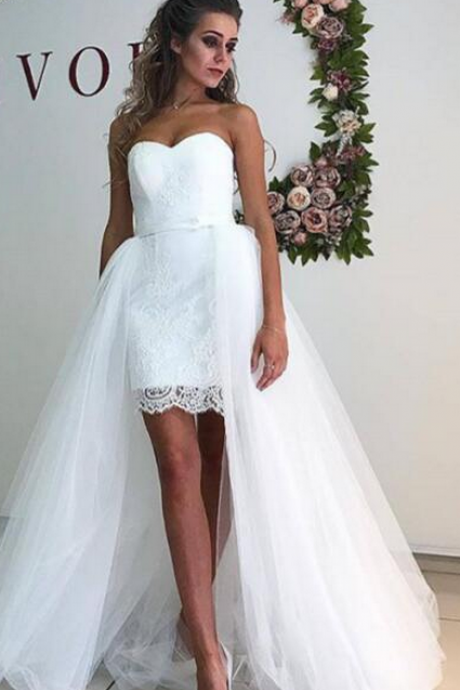 Wedding Dresses,Charming Wedding Dress,Lace Wedding Dresses,Tulle Wedding Dress